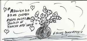 Lindas mensagens de amor na Lina do tempo